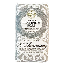 Nesti Dante Мыло 70th Anniversary Platinum Soap - Платина, 250 гр