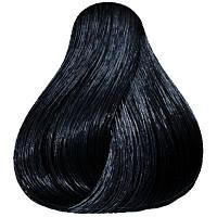 Wella Koleston Велла Колестон Perfect Стойкая крем-краска для волос 2/0 Черный
