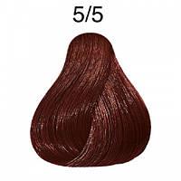 Wella Koleston Велла Колестон Perfect Стойкая крем-краска для волос 5/5 светло-коричневый махагон