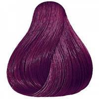 Wella Koleston Велла Колестон Perfect Стойкая крем-краска для волос 55/66 интенсивный светло-коричневый интенсивный фиолетовый
