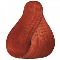 Wella Koleston Велла Колестон Perfect Стойкая крем-краска для волос 77/43 Интенс. средний блондин красно-золотистый