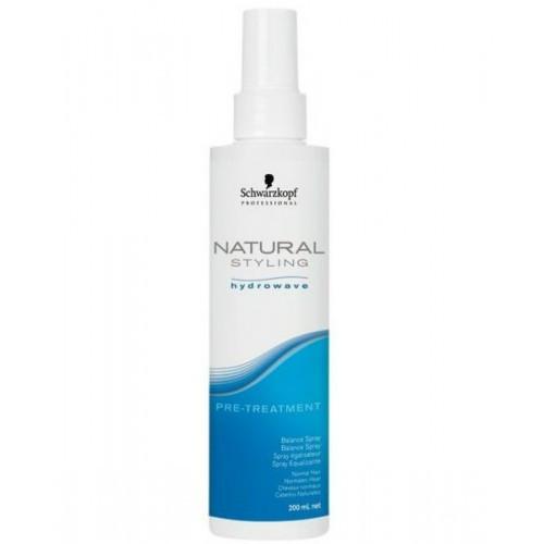 Schwarzkopf Pre Treatment Protect & Repair Для ухода за волосами перед химической завивкой