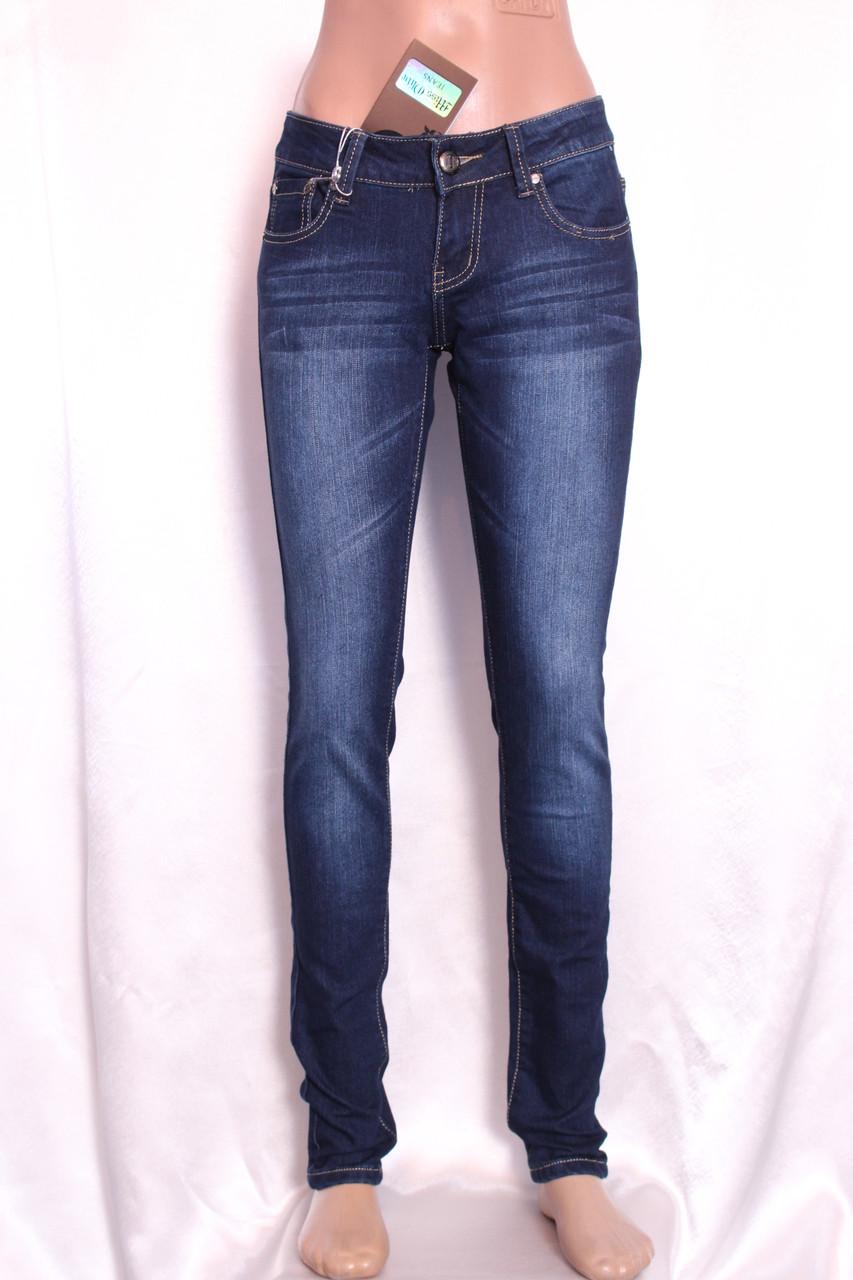Жіночі джинсові штани оптомі в роздріб