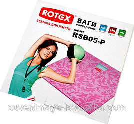 Ваги підлогові ROTEX RSB05-P