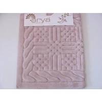 Коврик ARYA Berceste 70x120 1380046 розовый
