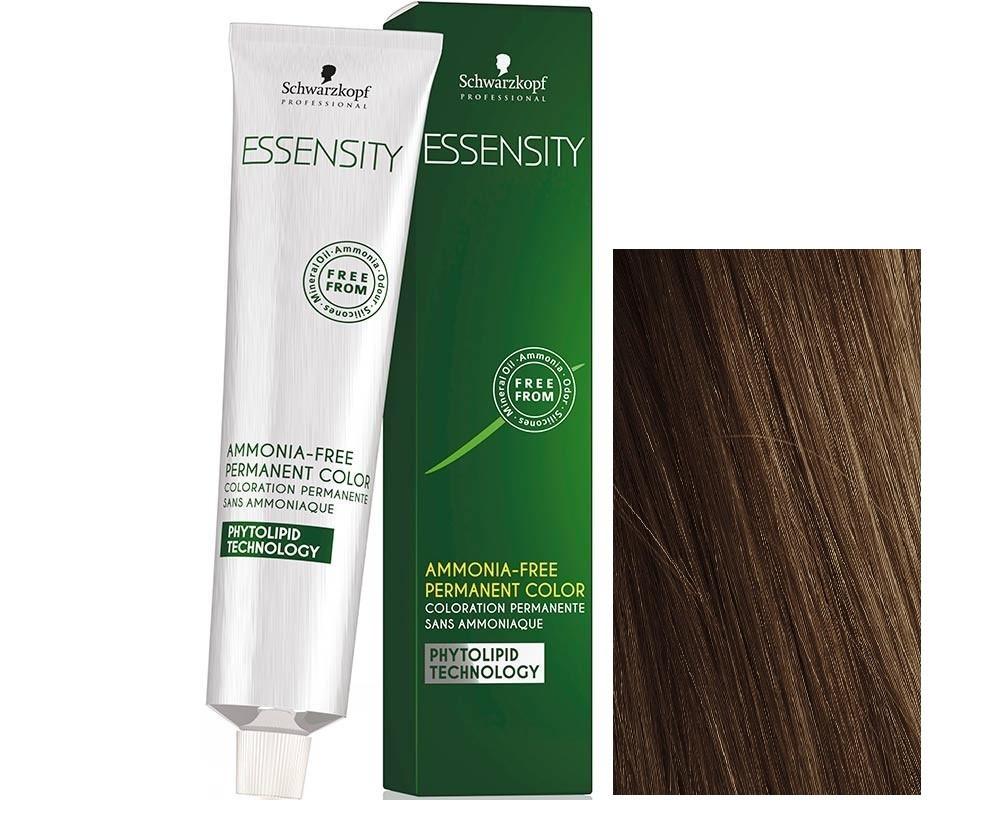 Schwarzkopf Essensity Перм. крем-краска для волос без аммиака 5-00 светло-коричневый натур экстра