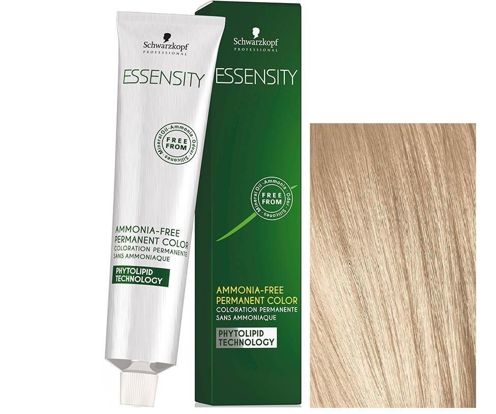 Schwarzkopf ESSENSITY Перманентная крем-краска для волос без аммиака 10-14 ультра блондин сандрэ бежевый