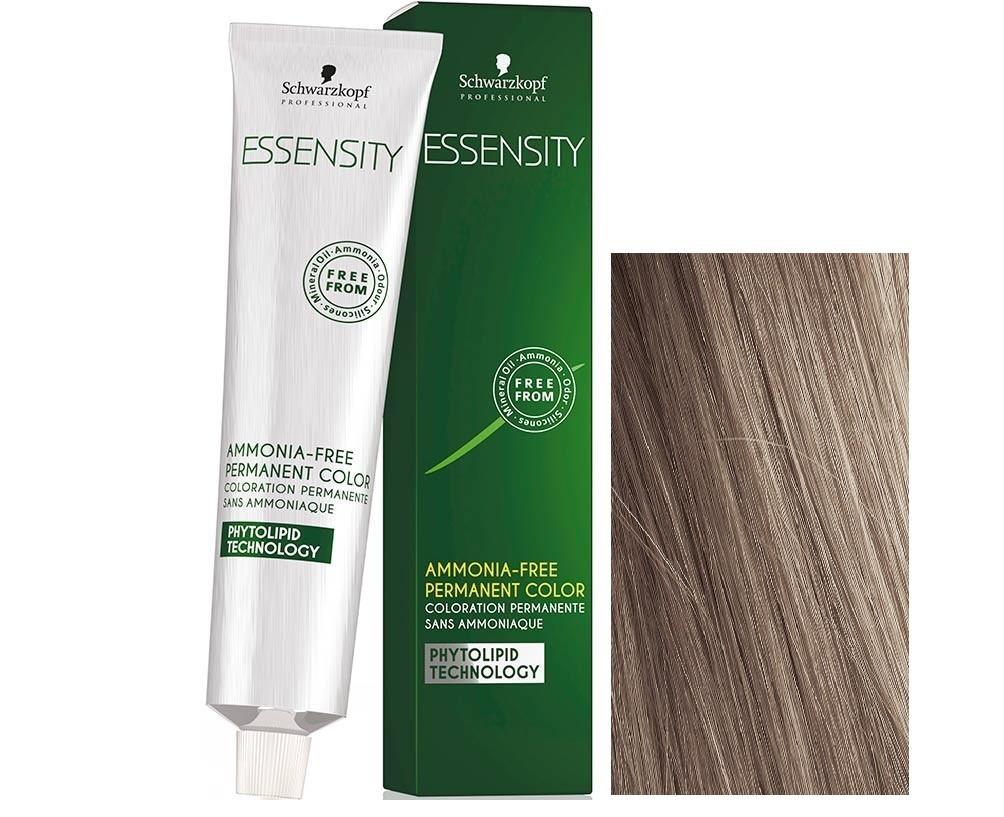 Schwarzkopf ESSENSITY Перманентная крем-краска для волос без аммиака 9-14 экстра светлый блондин сандрэ бежевый