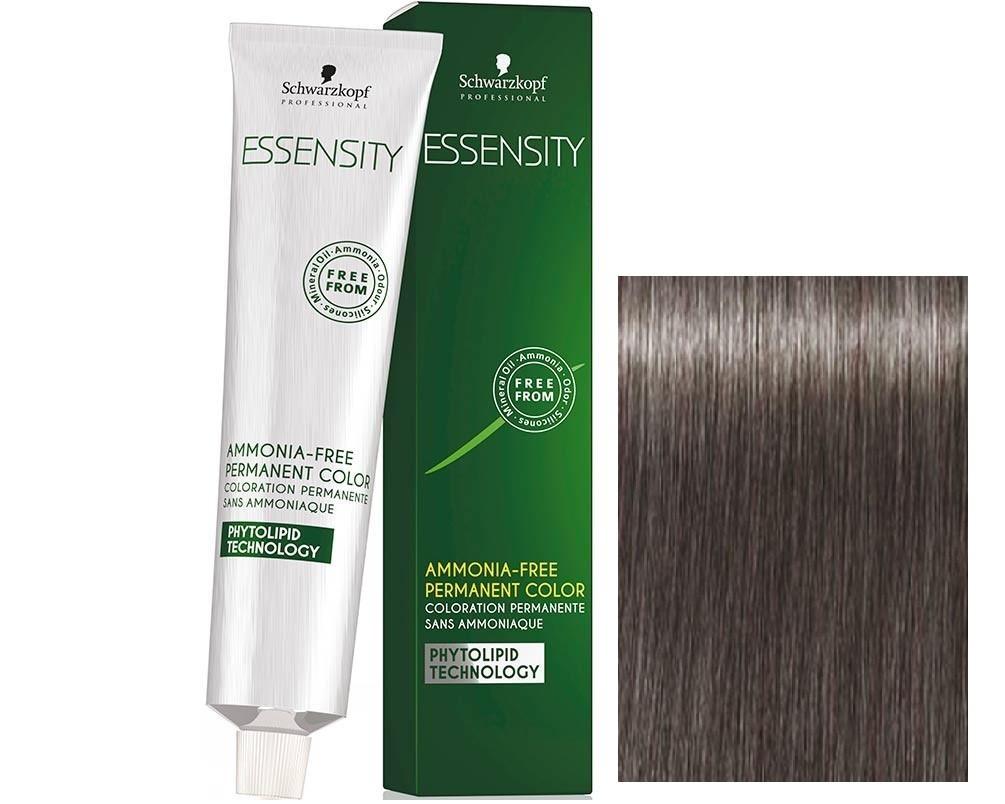 Schwarzkopf ESSENSITY Перманентная крем-краска для волос без аммиака 7-64 средне-русый шоколадный бежевый