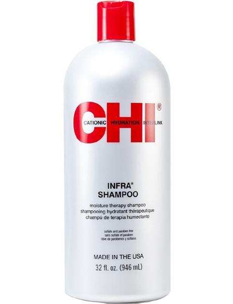 CHI Infra Shampoo - Инфра шампунь 946 мл