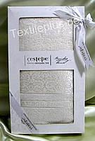 Махровое полотенце банное Cestep бамбук 50*90 Турция