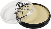 Colour INTENSE Пудра компактная - Powder Matt