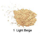 Colour INTENSE Пудра рассыпчатая - Powder №01 - Light Beige