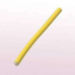 COMAIR Бигуди Flex желтые ( уп.6 шт.), длина 170 мм, d 10mm