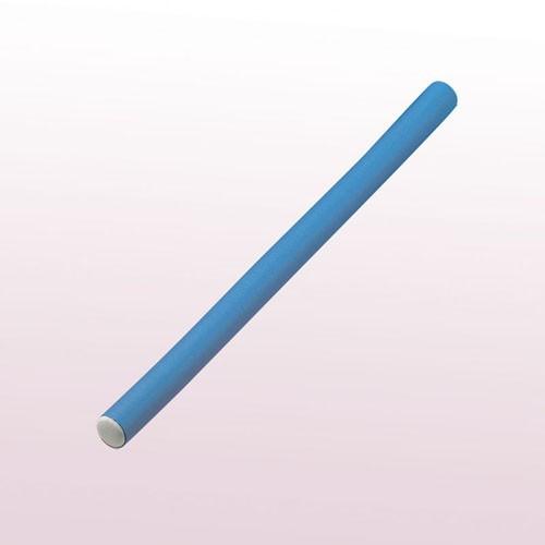 "Comair Бигуди ""Flex"" синие ( уп.6 шт.) длина 170 мм d 14mm"