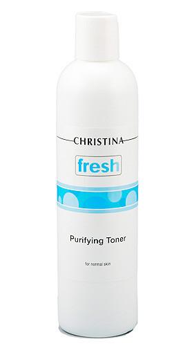 Christina fresh Purifying Toner for normal skin - Очищающий тоник для нормальной кожи, 300 мл