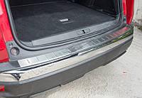 Peugeot 3008 2016-2020 Накладка на задний бампер OmsaLine