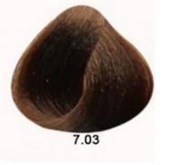 Brelil COLORIANNE Classic Крем-краска, 100 мл 7.03 Блондин натуральный шелк