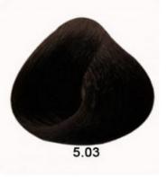 Brelil COLORIANNE Classic Крем-краска, 100 мл 5.03 Светло каштановый натуральный шелк