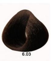Brelil COLORIANNE Classic Крем-краска, 100 мл 6.03 Тёмный блондин натуральный шелк