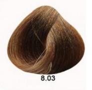 Brelil COLORIANNE Classic Крем-краска, 100 мл 8.03 Сетлый блондин натуральный шелк