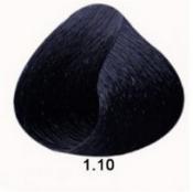 Brelil COLORIANNE Classic Крем-краска, 100 мл 1.10 Иссиня-черный