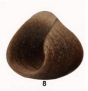 Brelil COLORIANNE Classic Крем-краска, 100 мл 8 Светлый блондин