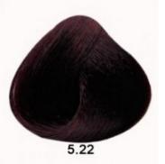 Brelil Colorianne Classic Крем-краска, 100 мл 5.22 Светло-каштановый ирис интенсивный