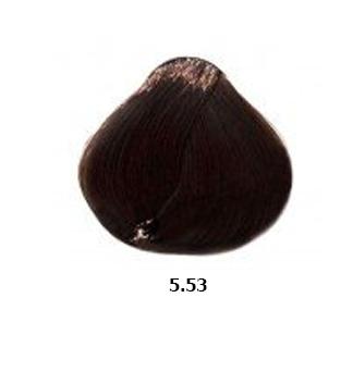 Brelil Colorianne Classic Крем-краска, 100 мл 5.53 Светло-каштановый Золотистый махагон