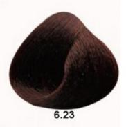 Brelil COLORIANNE Classic Крем-краска, 100 мл 6.23 Темный блондин розово-золотистый