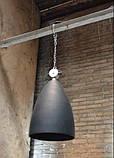 Дизайнерский светильник в промышленном стиле 10, фото 2