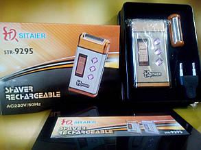 Бритва аккумуляторная Sitaier str-9295 2 в 1, фото 2