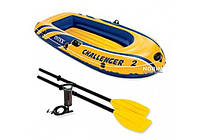 Лодка CHALLENGER 2 SET (68367)