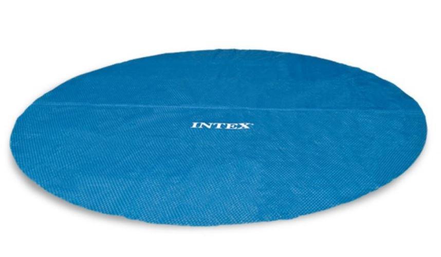 Intex 29020, Тент для круглого бассейна 244 см, фото 1
