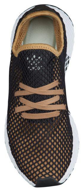 1285c9eb3d149 ... Кроссовки Кеды (Оригинал) adidas Originals Deerupt Runner Cardboard  Cardboard Black