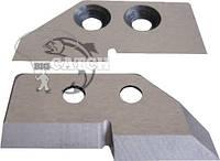 Комплект ножей к ледобуру Тонар ЛР-130, оригинал
