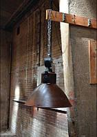 Дизайнерский светильник в промышленном стиле 11, фото 1