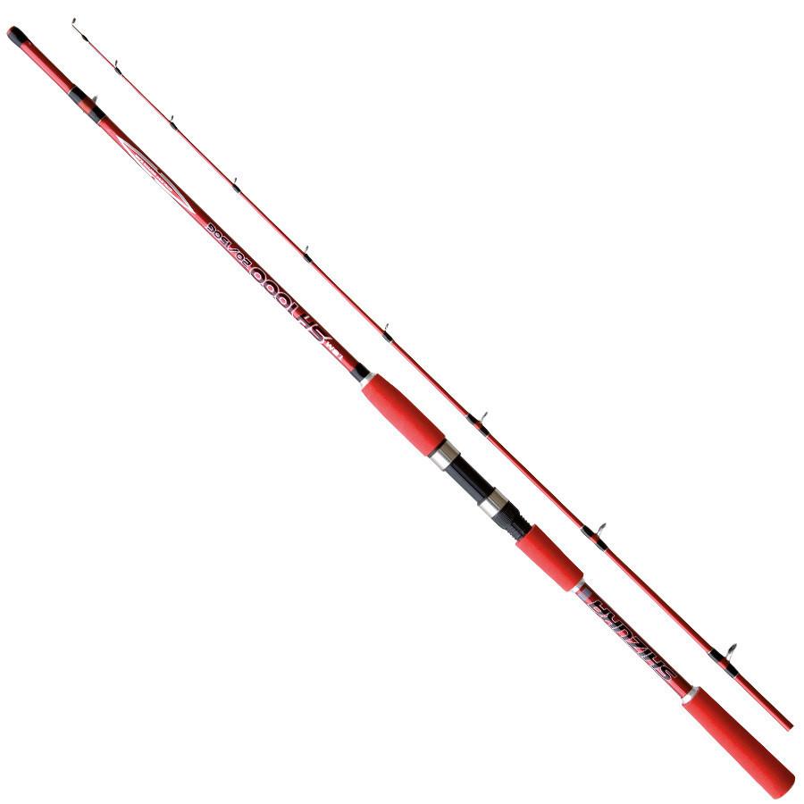 Спиннинг Shizuka SH1000 1.80м 20-150гр
