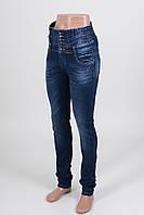 Джинсы женские  с корсетом (26,27,28 размеры есть в наличии)