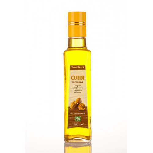 Масло грецкого ореха Вэдалан 200 мл (4820107050212)