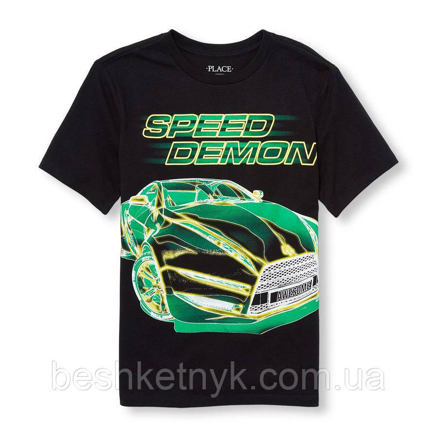 """Футболка """"Speed Demon"""""""