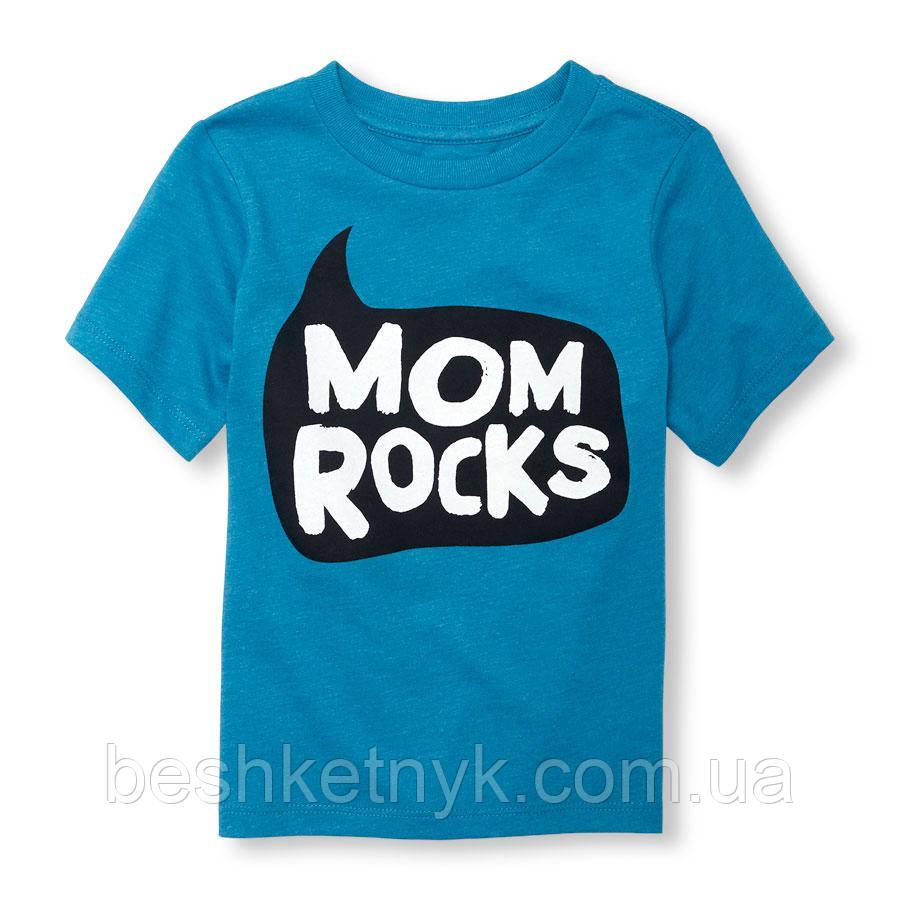 "Футболка ""Mom Rocks"""