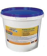 Химия для бассейнов Crystal Pool MultiTab 4-in-1 Large, 1 кг (2401)