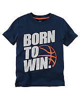 "Футболка ""Born to win"""