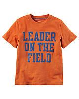"Футболка ""Leader on the field"""