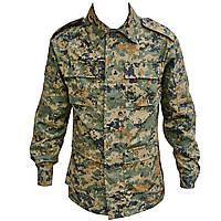 Камуфляж НАТО USMC MARPAT морпех (тактика)