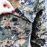 Камуфляж НАТО USMC MARPAT морпех (тактика), фото 5