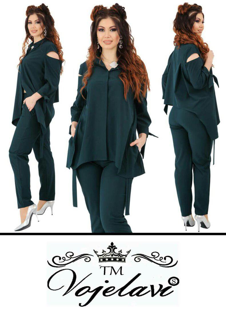 585c26cefa7e Vojelavi A1119 оптом и в розницу, костюмы женские по низким ценам купить в  интернет магазине Boulevard Odessa недорого от производителя. 732602514