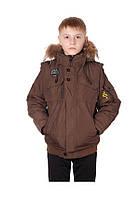 Курточка детская мальчик с жилетом Skorpian К-434