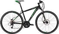 Велосипед Centurion Cross C7-HD, Silk Black